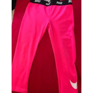 Girls Nike Dri Fit Leggings
